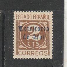 Sellos: IFNI 1948-49 - EDIFIL NRO. 37 - NUEVO. Lote 180010925