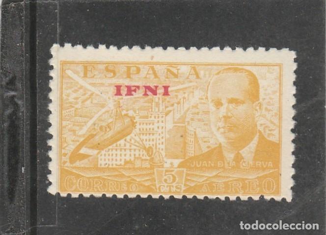IFNI 1948 - EDIFIL NRO. 57 - NUEVO - UN PUNTO DE OXIDO AL DORSO (Sellos - España - Colonias Españolas y Dependencias - África - Ifni)