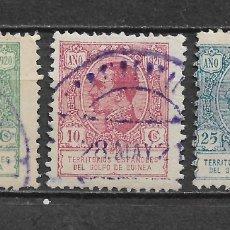 Sellos: ESPAÑA GUINEA 1920 - 2/53. Lote 180129352