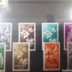 Sellos: SELLOS SAHARA AÑO 1962 EDIF.201/208 NUEVOS LOT. P116. Lote 181217287
