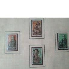 Sellos: SELLOS SAHARA ESPAÑOL CORREOS PRO INFANCIA 1959 F.N.M.T. Lote 181409782