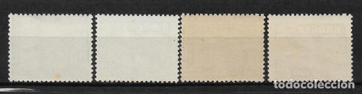 Sellos: ESPAÑA TANGER 1948 EDIFIL 166 - 168/169 Y 171 ** - 14/17 - Foto 2 - 181994173