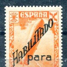Sellos: EDIFIL 1 DE BENEFICENCIA DE MARRUECOS. 2 PTS HISTORIA DEL CORREO SOBRECARGADO. NUEVO SIN FIJASELLOS.. Lote 182746387
