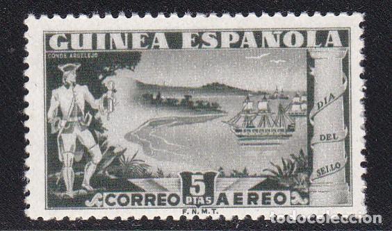GUINEA 1949 - CONDE DE ARGELEJO SELLO NUEVO SIN FIJASELLOS EDIFIL Nº 276 (Sellos - España - Colonias Españolas y Dependencias - África - Guinea)