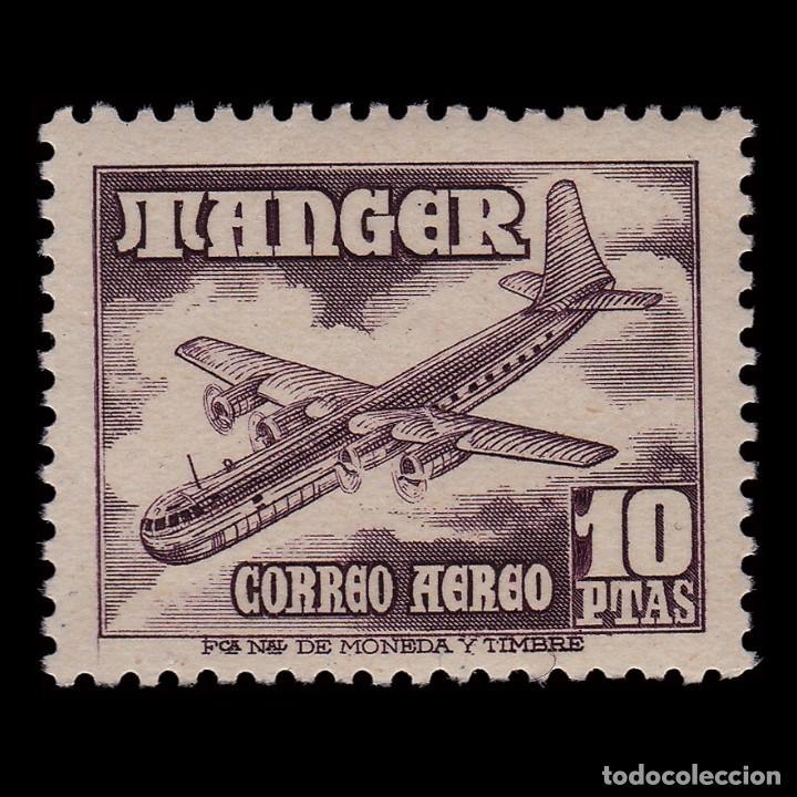 TANGER. 1948. AVIONES.10P.MNH NUEVO**. EDIFIL 171. (Sellos - España - Colonias Españolas y Dependencias - África - Tanger)