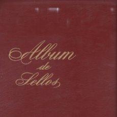 Sellos: ST(HB)- ALBUM LUJO, CON COLECCIÓN SELLOS COLONIAS GUINEA / GUINEA ECUATORIAL . VER 22 IMÁGENES. Lote 185938332