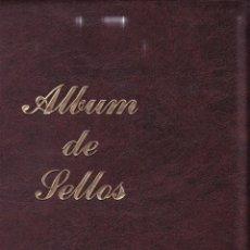 Sellos: ST(HB)- ALBUM LUJO, CON COLECCIÓN SELLOS COLONIAS SAHARA Y AYTO BARCELONA . VER 17 IMÁGENES. Lote 185938376