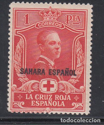 SAHARA, 1926 EDIFIL Nº 22 /*/ (Sellos - España - Colonias Españolas y Dependencias - África - Sahara)