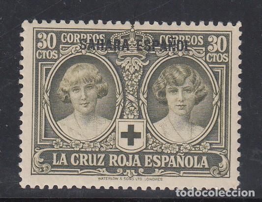 SAHARA, 1926 EDIFIL Nº 18 /*/ (Sellos - España - Colonias Españolas y Dependencias - África - Sahara)