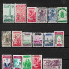 Sellos: MARRUECOS LOTE SELLOS - 3/4. Lote 187407437