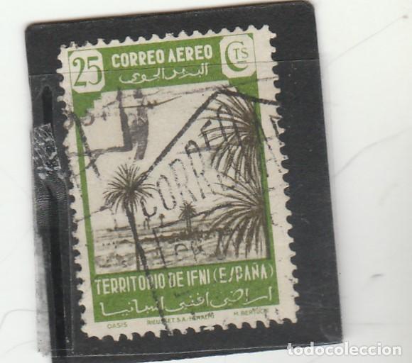 IFNI 1943 - EDIFIL NRO. 29 - USADO (Sellos - España - Colonias Españolas y Dependencias - África - Ifni)