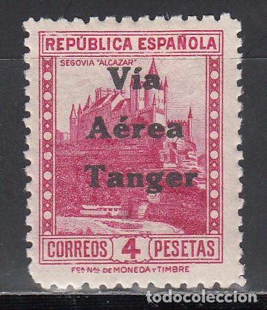 TÁNGER, 1938 EDIFIL Nº 139 /*/ , (Sellos - España - Colonias Españolas y Dependencias - África - Tanger)
