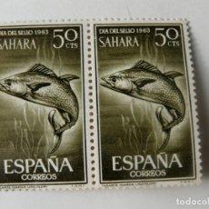 Sellos: SELLOS SAHARA EDIFIL 224 EN NUEVO. Lote 189756083