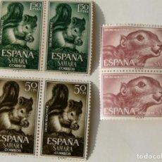 Sellos: SELLOS SAHARA EDIFIL 236,237,238 EN NUEVO. Lote 189757213