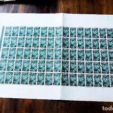 Sellos: PLIEGO 75 - SAHARA - DIA DEL SELLO 1960 - ESPAÑA - 20 + 5 CTS. Lote 190340903