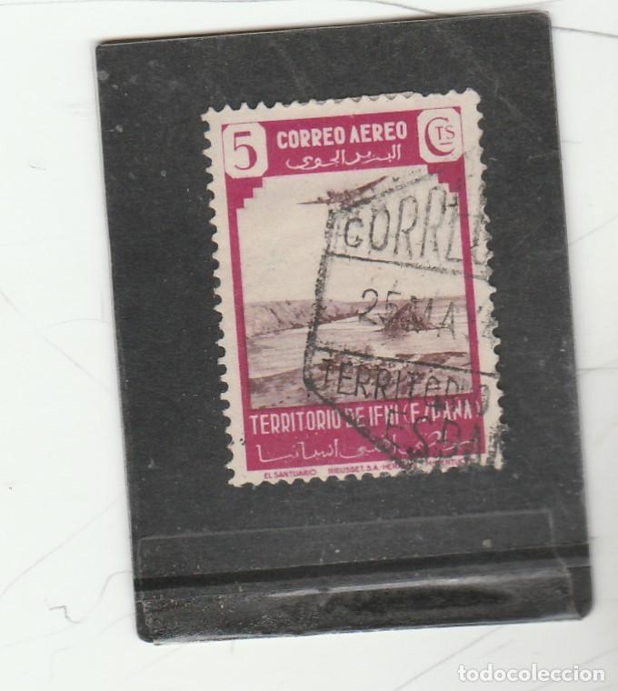 IFNI 1943 - EDIFIL NRO. 28 - USADO (Sellos - España - Colonias Españolas y Dependencias - África - Ifni)