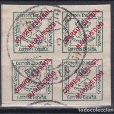 Sellos: ESPAÑA.- MARRUECOS Nº 1 MATASELLO TANGER MARRUECOS . Lote 191266478