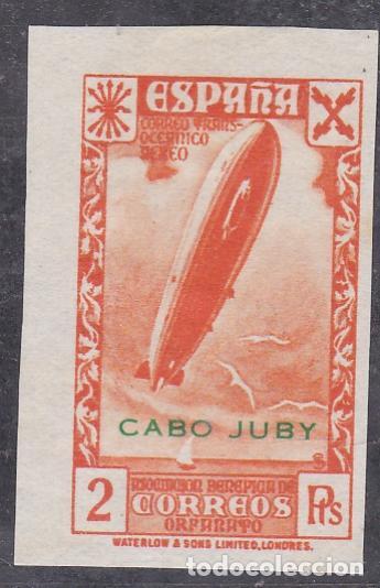 CABO JUBY.- BENEFICO Nº 6 SIN DENTAR NUEVO SIN GOMA (Sellos - España - Colonias Españolas y Dependencias - África - Cabo Juby)
