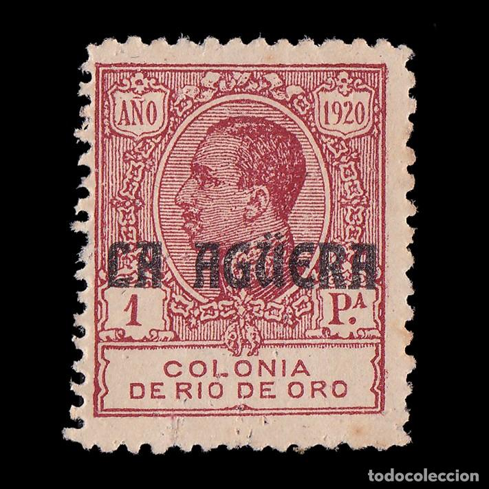LA AGÜERA.1920 1P.CARMÍN.NUEVO*HN. EDIFIL 11 (Sellos - España - Colonias Españolas y Dependencias - África - La Agüera)