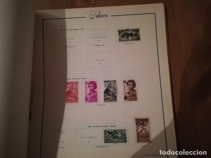 Sellos: ALBUM VACIO ,SOLO 192 SELLOS Africa Occidental, Cabo Juby, Guinea, Ifni y Sahara Español - Foto 25 - 192504797