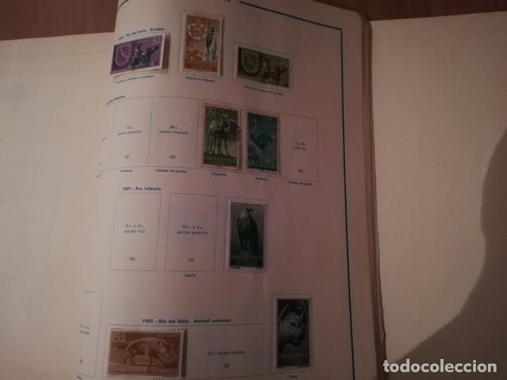 Sellos: ALBUM VACIO ,SOLO 192 SELLOS Africa Occidental, Cabo Juby, Guinea, Ifni y Sahara Español - Foto 27 - 192504797