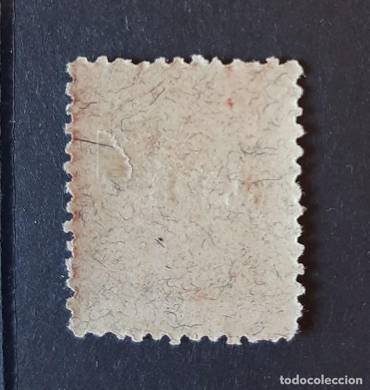 Sellos: SELLO TANGER - 1939 - EDIFIL 119 HEA - HABILITADO T INVERTIDA - /*/ NUEVO SEÑAL FIJASELLO - Foto 2 - 193615488