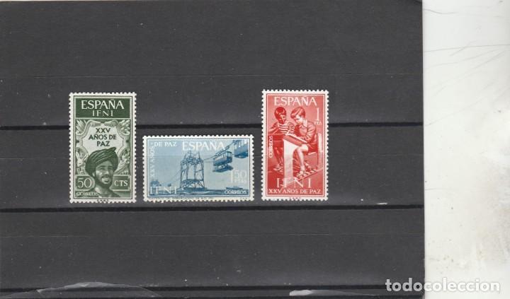 IFNI 1965 - EDIFIL NRO. 209-11 - NUEVOS - (Sellos - España - Colonias Españolas y Dependencias - África - Ifni)