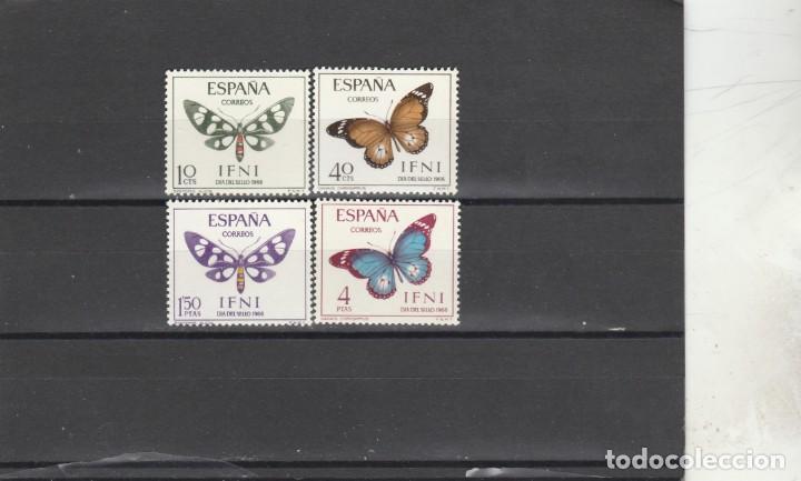 IFNI 1966 - EDIFIL NRO. 221-24 - NUEVOS - (Sellos - España - Colonias Españolas y Dependencias - África - Ifni)