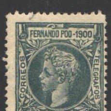 Timbres: FERNANDO POO, 1900 EDIFIL Nº 79. Lote 194928250
