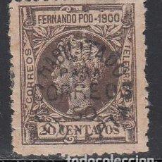 Sellos: FERNANDO POO, 1900 EDIFIL Nº 94 /*/ . Lote 194959425