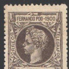 Sellos: FERNANDO POO, 1900 EDIFIL Nº 88. Lote 194961576