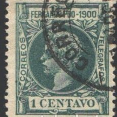 Francobolli: FERNANDO POO, 1900 EDIFIL Nº 79. Lote 194967893