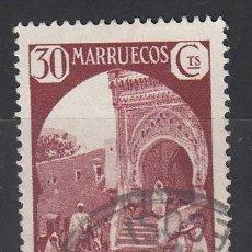 Selos: MARRUECOS, 1933-1935 EDIFIL Nº 140. Lote 195035701