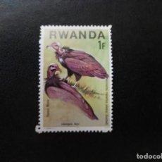 Sellos: RWANDA 1977.. Lote 195082487