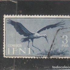 Sellos: IFNI 1960 - EDIFIL NRO. 169 - USADO . Lote 195303853