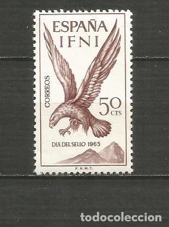 IFNI EDIFIL NUM. 215 ** NUEVO SIN FIJASELLOS (Sellos - España - Colonias Españolas y Dependencias - África - Ifni)