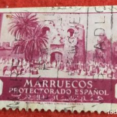 Francobolli: SELLO DE MARRUECOS 1933/1935 VISTAS Y PAISAJES 5 CTS LILA Nº 150. Lote 195780781