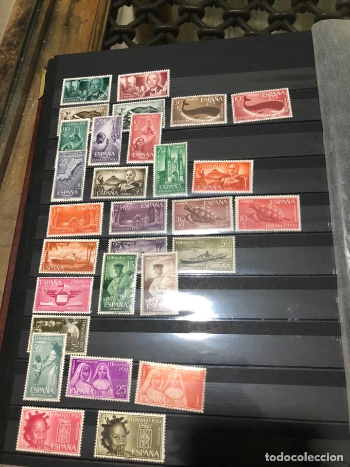 SELLOS FERNANDO POO DESDE FINALES DE 1960 A FINALES 1968 (Sellos - España - Colonias Españolas y Dependencias - África - Fernando Poo)