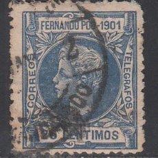 Francobolli: FERNANDO POO, 1901 EDIFIL Nº 101. Lote 195962188