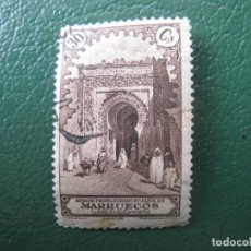 Francobolli: +MARRUECOS 1928, PAISAJES Y MONUMENTOS, EDIFIL 112. Lote 196170962
