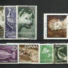 Selos: LOTE DE SELLOS - LOS DE LA IMAGEN - COLONIAS AFRICANAS - NUEVOS. Lote 196227472
