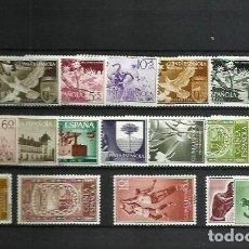 Selos: LOTE DE SELLOS - LOS DE LA IMAGEN - COLONIAS AFRICANAS - NUEVOS. Lote 196227852
