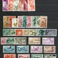 Selos: LOTE DE SELLOS - LOS DE LA IMAGEN - COLONIAS AFRICANAS - NUEVOS. Lote 196228000