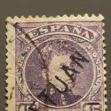 Selos: MARRUECOS, EDIFIL 18, 1908. Lote 197376611
