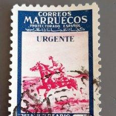 Selos: MARRUECOS, EDIFIL 393 ,1953. Lote 197836718