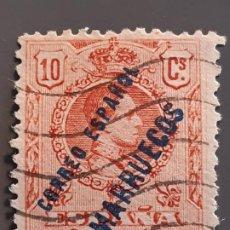 Francobolli: TÁNGER , EDIFIL 3 , 1909-14. Lote 197972871
