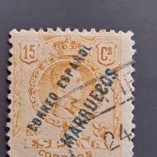 Francobolli: TÁNGER , EDIFIL 15 , 1921-27. Lote 197974181