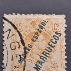 Francobolli: TÁNGER , EDIFIL 15 , 1921-27. Lote 197974191