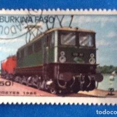 Sellos: BURKINA FASO. ENVIO INCLUIDO.. Lote 198036053