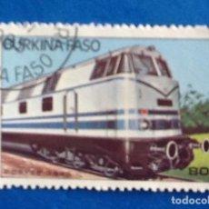 Sellos: BURKINA FASO. ENVIO INCLUIDO.. Lote 198036143